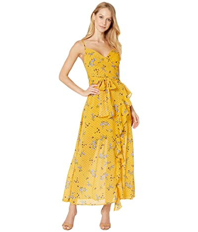 ASTR the Label Bette Dress (Marigold Multi Floral) Women