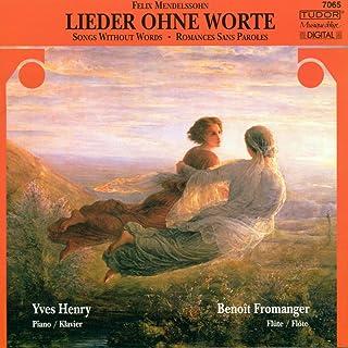 Mendelssohn: Songs/Words