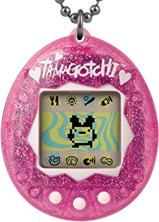 Tamagotchi Original Pink Glitter, 42882