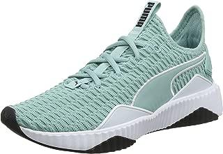 PUMA Women's Defy WN's Aquifer-wht Shoes, Aquifer White