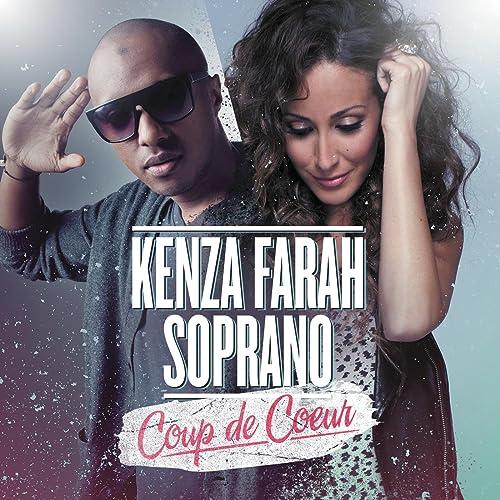 kenza farah et soprano coup de coeur