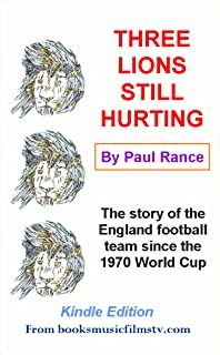 Three Lions Still Hurting