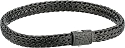 Classic Chain 6.5mm Blackened Bracelet