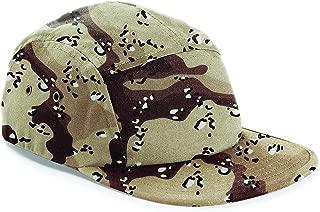 Camouflage 5 Panel Baseball Cap