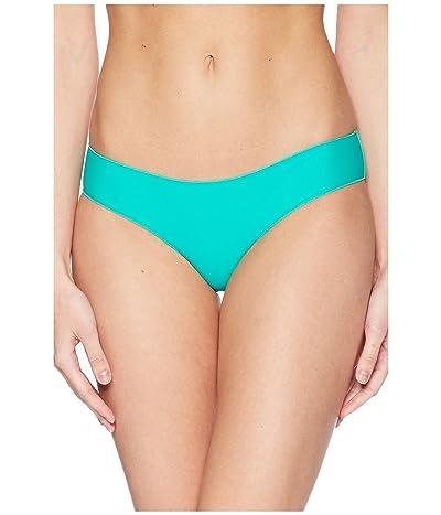 Rip Curl Classic Surf Hipster Bikini Bottom (Green) Women
