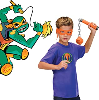 Teenage Mutant Ninja Turtles Michaelangelo's Kusari-Fundo