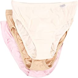0ff32e374f7 Jockey. Elance® French Cut 3-Pack.  22.50. 4Rated 4 stars. Ivory Peach  Powder Rose Blush