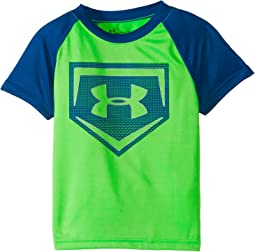 Under Armour Kids Metallic Sync Homeplate Short Sleeve Tee (Toddler)