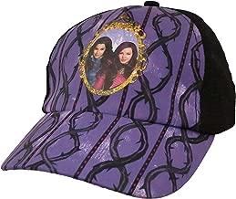 Descendants Girls Purple Baseball Cap Hat