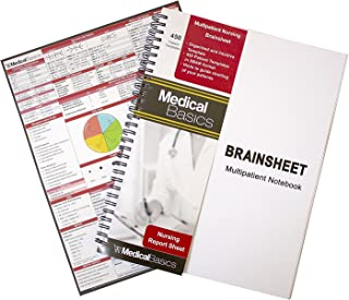 Best nursing brain sheets multiple patients Reviews