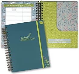 Big Budget Book de Boxclever Press. Cahier de comp