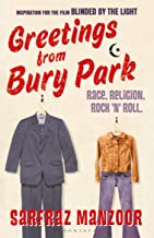 Greetings from Bury Park: Inspiration for the film 'Blinded by the Light' (English Edition)