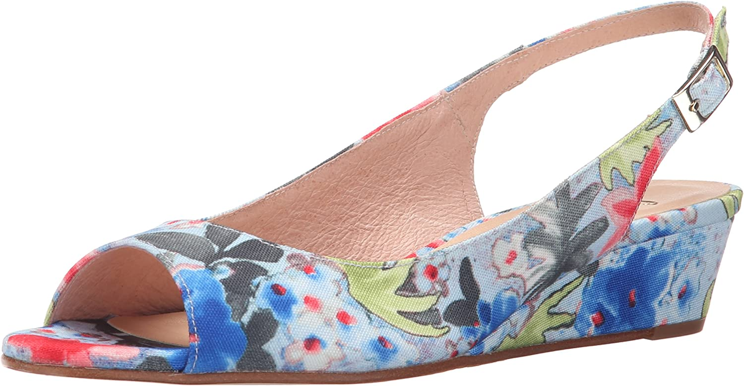French Sole FS NY Womens Renew Wedge Pump