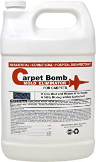 Biocide Carpet Mold Cleaner, Deep Stain and Odor Remover Solution, Mold Killer, Fogger, Deep Cleaner for all Surfaces, Fiber Materials, Rugs, Upholstery Fabric, Compatible with all Carpet Cleaners