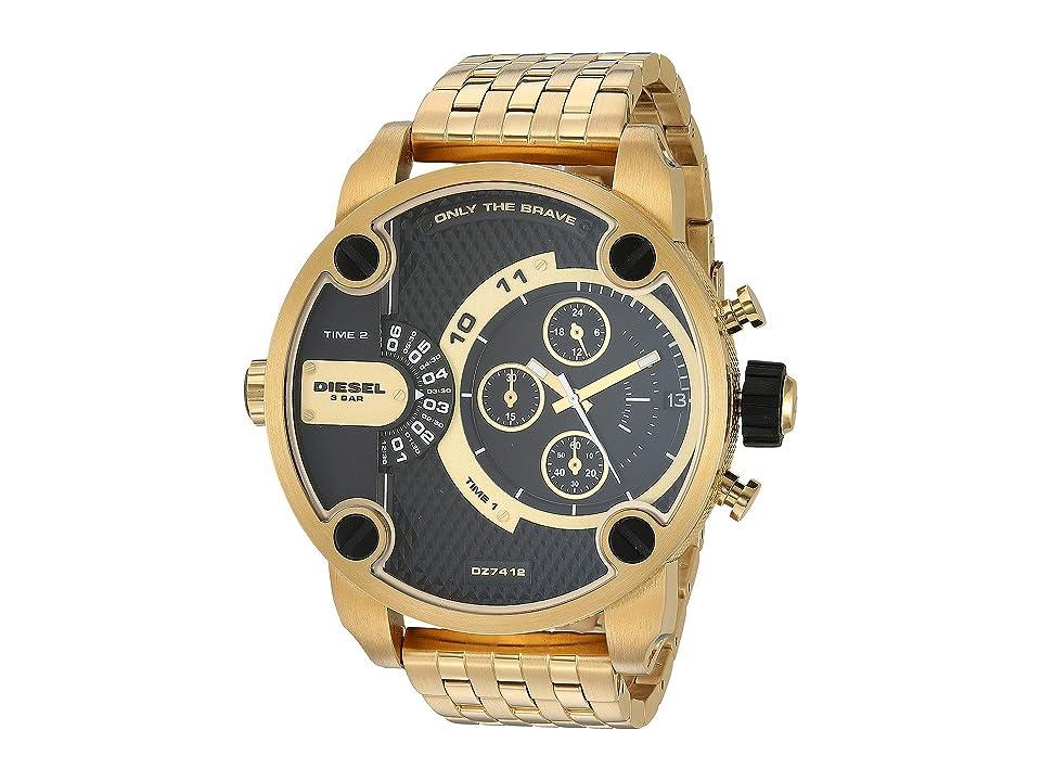 Diesel Little Daddy - DZ7412 (Gold) Watches