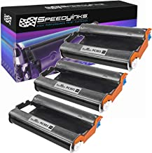 Speedy Inks Compatible Fax Cartridge with Roll Replacement for Brother PC301 (3-Pack)
