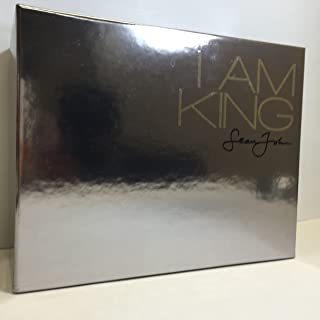Sean John I Am King 3.4oz Eau De Toilette and Gold Watch Gift Set Perfume Cologne Men