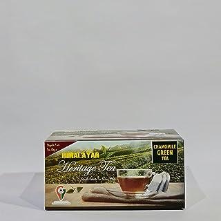 Himalayan Heritage's Chamomile Green Tea Bags ( 25 Tea Bags)