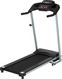 Best Choice Products 800W Portable Folding Electric Motorized Treadmill Machine with Rolling Wheels
