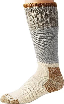 Artic Wool Boot Crew Socks 1-Pair Pack