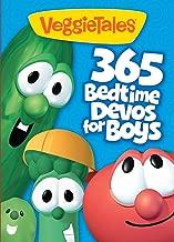 Veggie Tales 365 Bedtime Devos For Boys