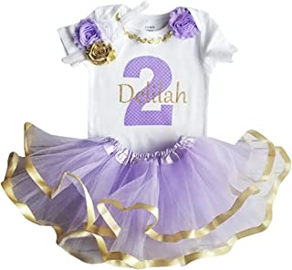 Best baby girl 2nd birthday outfit Reviews