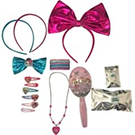 LOL Suprise! Accessory Box Set With Handbands Bows Necklace Bracelet Brush and Elastic Bands