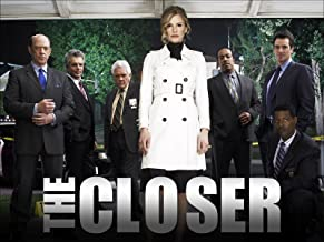The Closer: The Complete Second Season