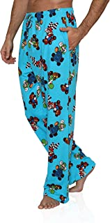mens mario pajamas