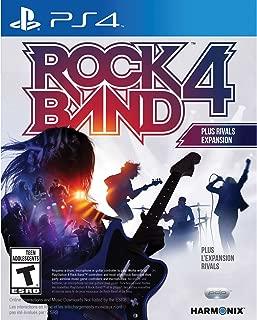 Rock Band 4 Plus Rivals Expansion
