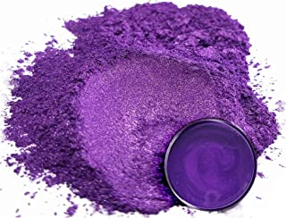 "Eye Candy Mica Powder Pigment ""Surien Purple"" (50g) Multipurpose DIY Arts and Crafts Additive 