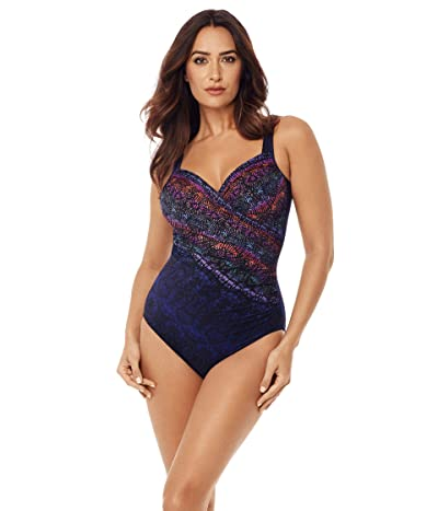 Miraclesuit Tramonto Belle Seraphina One-Piece (Bronze Brown) Women