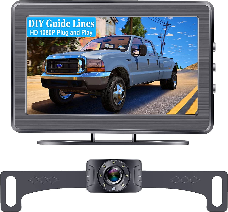 AMTIFO A2 HD 720 Backup Camera