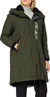G-STAR RAW HDD Pdd Fishtail Parka Wmn Mujer