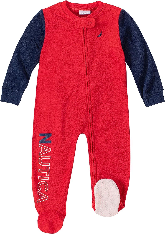 Nautica Boys' Toddler Blanket Sleeper