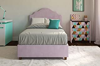 lilac storage bed