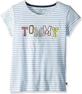 Tommy Hilfiger Girls' Tee Shirt