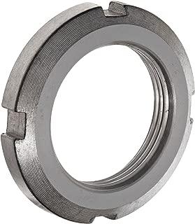FAG KM4 Locknut, Standard, Right Hand, Metric, 20mm ID, 32mm OD, 4mm Width, 1mm Pitch