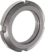 FAG KM6 Locknut, Standard, Right Hand, Metric, 30mm ID, 45mm OD, 5mm Width, 1.5mm Pitch