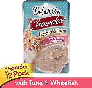 Hartz Delectables Stew Lickable Wet Cat Treats - Chicken