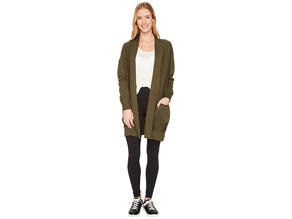 Lole Marnie Cardigan Cover-Up (Mount Royal Heather) Women