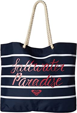 Tropical Vibe Beach Bag