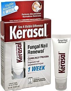 Kerasal Fungal Nail Renewal Treatment 10ml, Restores the healthy appearance of nails discolored or damaged by nail fungus.