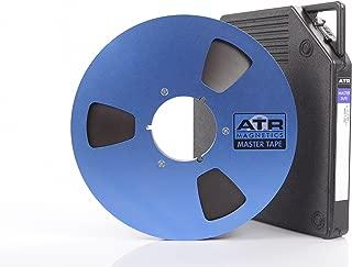 "Premium Analog Recording Tape by ATR Magnetics | 1/2"" Master Tape - Modern Classic Sound | 10.5"" Precision Reel | 2500' of Analog Tape"