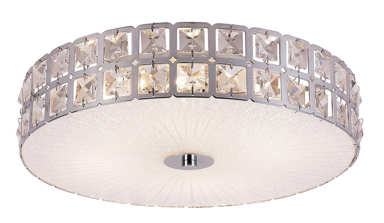 Trans Globe Lighting Sunburst Flush Mount Light, 15 by Trans Globe Lighting