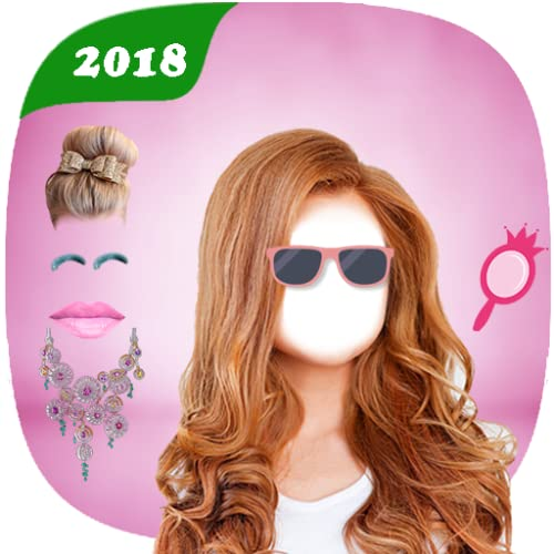 Women Hair Style Photo Editor 2018