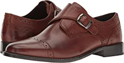 Nunn Bush Newton Cap Toe Monk Strap