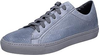 TRIVER FLIGHT Sneaker Uomo Pelle Grigio