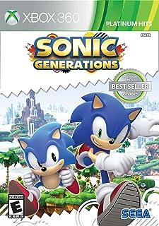 SEGA Sonic Generations - Juego (Xbox 360, Action / Adventure