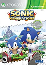Sonic Generations - Nintendo 3DS/PlayStation 3/Xbox 360 vídeo juego - Standard Edition